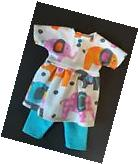 Fits American Girl Wellie Wishers Doll Clothes Outfit Top