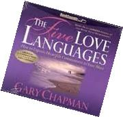 The Five Love Languages Audio CD: How to Express Heartfelt