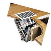 BEACON MORRIS FK42 Recessed Hydronic Heater In Floor Cabinet