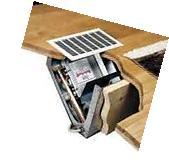 BEACON MORRIS FK84 Hydronic Heater In Floor Cabinet