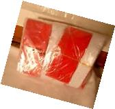 New Champion Sports Flag Football Set of 12 Red Flags with
