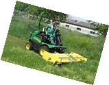 Flail Mower Deck, John Deere Front Mowers: Finish,RoughCut