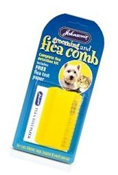 Johnsons Flea & Grooming Comb Bulk Deal Of 6