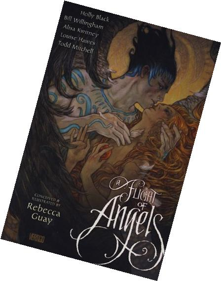 A Flight of Angels. Writers, Bill Willingham and Ailsa