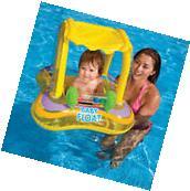 INTEX My Baby Float Inflatable Swimming Pool Kiddie Tube