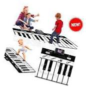 Play Floor Piano Kid Stepping Toys Electronic Keyboard Giant