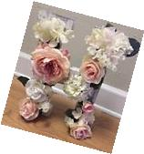 Floral Wooden Letter Custom All Letters Upon Request