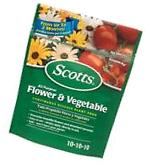 Scotts Flower and Vegetable Continuous Release Plant Food