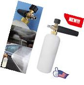 Foam Lance Snow Cannon Pressure Gun W/ Bottle Car Foamer