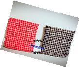 Set of 3 New IKEA Foldable Pocket Reusable Shopping Tote
