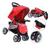 Foldable Baby Kids Travel Stroller Newborn Infant Buggy