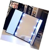 Foldable Tri-sided Lighted Beauty Vanity LED Makeup Cosmetic