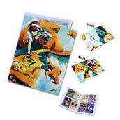 Folder Binder Portfolio Cards Holder Album Page Sheets