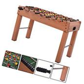 "48"" Foosball Table Competition Game Soccer Arcade Sized"