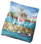 Kaytee Forti Diet Pro Health Food for Hamster/Gerbil 5 lbs