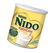 Fortificada Nestle Nido Dry Milk Powder Instant Pound