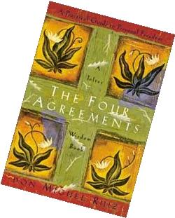 The Four Agreements  1st  edition Text Only