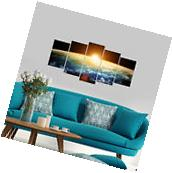Framed Canvas Art Print Photo Wall Home Decor Poster