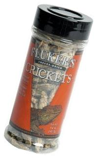 Fluker's 1.6-ounce Freeze Dried Crickets