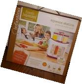 Infantino Fresh Squeezed Squeeze Station Press & Store Unit