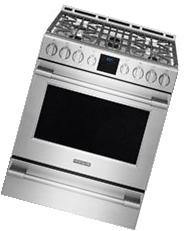 "Frigidaire Professional 30"" Stainless Steel Freestanding Gas"