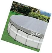 18' Ft Round 28041E Swimming Pool Cover for Ultra Frame