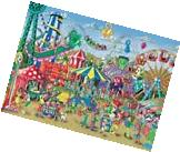 Fun at the Carnival� 300 pcs. - Jigsaw Puzzle by