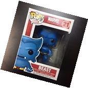 Funko POP Marvel Beast Vinyl Figure VAULTED *NOT MINT 7/10