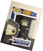 Funko Pop! Star Wars Emperor Palpatine Vinyl Figure VAULTED