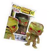 Funko Pop! Swamp Thing Glow in the Dark Exclusive DC Heroes