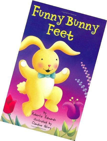 Funny Bunny Feet