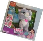 FurReal Friends Kitty Bootsie Toy Interactive Cat Pet