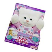Hasbro FurReal Friends POLAR BEAR Lovey Cubbies Plush