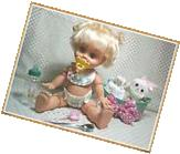 Galoob baby face doll clothes and accessories, mothers day
