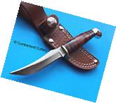 Marbles Small Game Bird & Trout Fixed Blade Hunting Knife