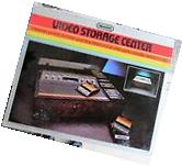 Imagic Video Game Console Storage Center New in the Box for
