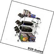Video Game Console Storage Stand Gaming Tower Rack Gamer