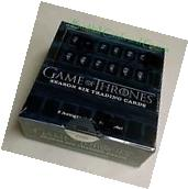 Game of Thrones Season 6 Factory Sealed Box w/ 2 Autographs