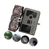 TEC.BEAN 12MP 1080P HD Game  Trail Hunting Camera No Glow
