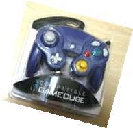 GAMECUBE CONTROLLER BLUE NEW