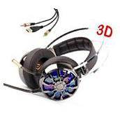 Gaming Headset - PC PS4 Xbox One USB Gaming Headphones with