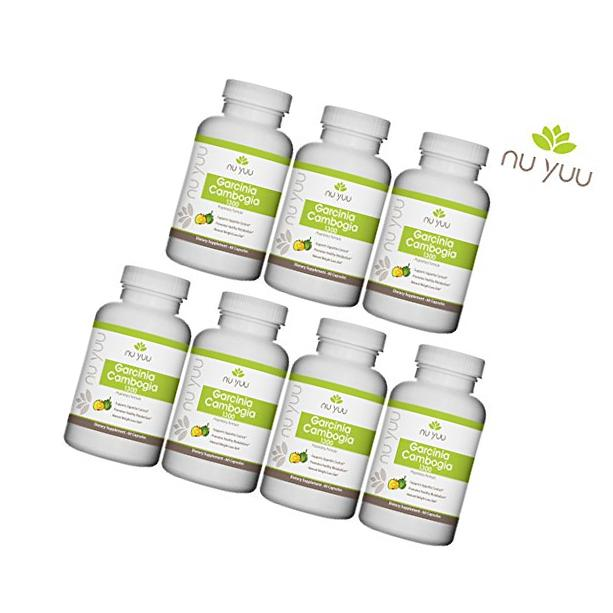 Garcinia Cambogia Extract Extreme XXXL - 100% Pure 60% HCA