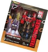 Transformers Generations Titans Return Optimus Prime & Diac