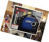 BRAND NEW Yamaha Generator Inverter EF2000ISV2