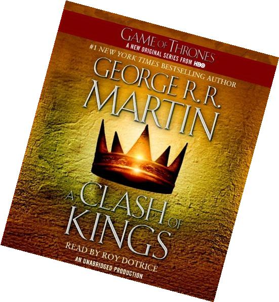 By George R.R. Martin - A Clash of Kings: A Song of Ice and