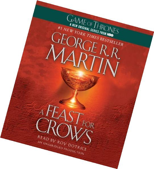 By George R.R. Martin - A Feast for Crows: A Song of Ice and