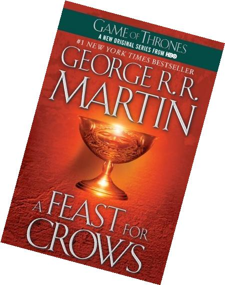 By George R.R. Martin: A Feast for Crows