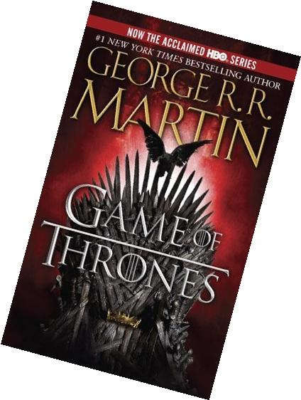 By George R.R. Martin - A Game of Thrones: A Song of Ice and