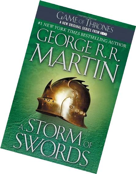 By George R.R. Martin: A Storm of Swords: A Song of Ice and
