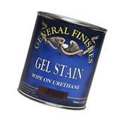 GF Gel Stain, Brown Mahogany, Quart